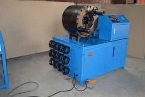 3 '' - Crimping-Machine
