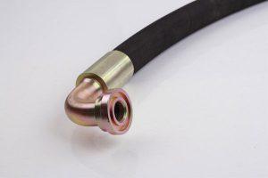 Hydrauliczny zespół węża gumowego 1sn 2sn 4sp 4sh Z tuleją mocującą
