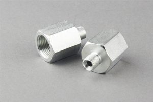Chinese Manufacturer Metric Din 3865 Adapter Fittings British Standard Pipe Thread Fitting Hydraulic Adapter Nipple Wi