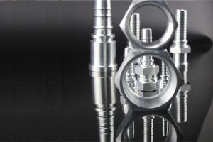 High Quality Wholesale BSP Female 60 Cone Double Hexagon Hydraulic Hose Fitting 22611D