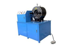 High Efficiency More Professional Heavy Duty Hydraulic Hose Crimping Machine