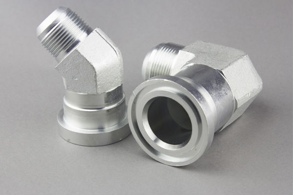 Hydraulic-Flange-Adapter
