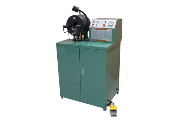 Hydraulic Flexible Crimping Machine