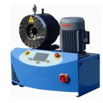 Heavy Duty Ce Uniflex Finn Power Hydraulic Hose Crimping Machines