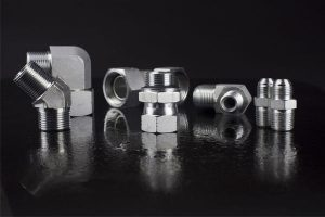 Stainless Steel NPT Female To JIC Hydraulic Faring Fitting