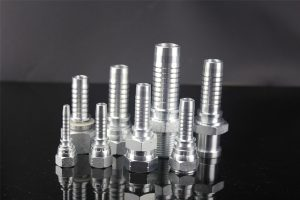 Metric Male 24 degree Cone Seat Light Type Hydraulic Hose Fittings
