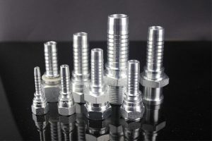 ORFS-fitting Male / Fmale O-ringafdichting Hydraulische slangfitting Pijpfitting