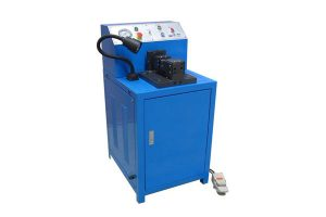 Long Life Competitive price Rein Hose Cutting Machine