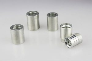 Hot-Sale Custom Design SAE 100R7 Hydraulic Ferrule