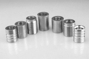 304 Rostfritt stål Ferrule 4 Wire Ferrule Skive