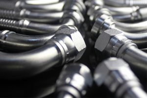 hydraulic swivel elbow pipe fittings